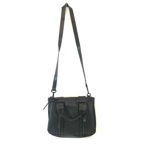 Saks Fifth Avenue Black Crossbody bag